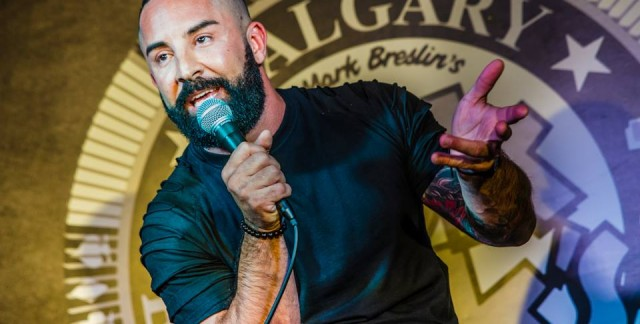 Find comedy in Calgary every night of the week