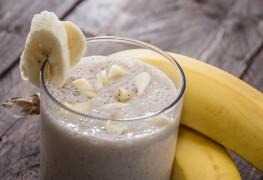 Sweet and fruity milkshake to help high blood pressure