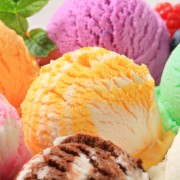 Ice cream: a love affair with fat and sugar