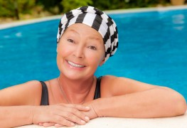 Easy warm water exercises for the relief of arthritis pains