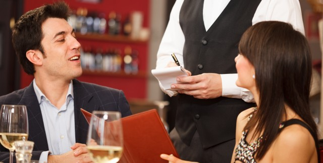 Ordering wine with your meal: 4 things to consider