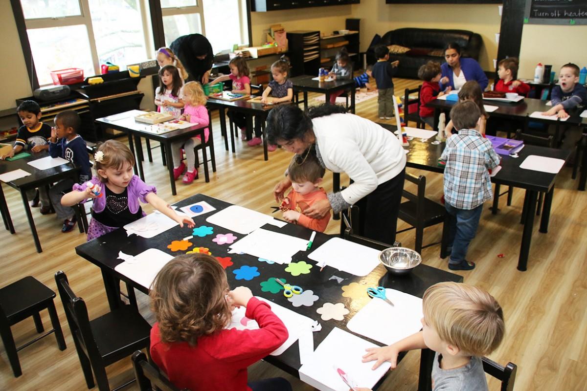 Fraser Montessori Daycare
