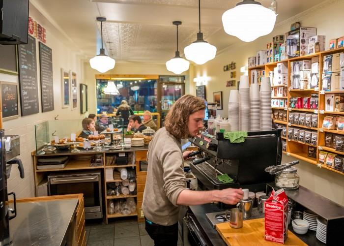 Cat Cafe Montreal St Denis