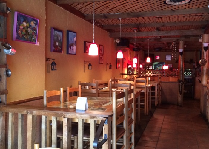 Mezzetta Restaurant And Tapas Bar Toronto On