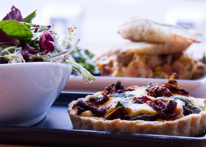 Invitation V - Vegan food and drink, organic hotpot, vegetarian soba noodles