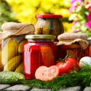 Quick tips for pickling & freezing vegetables