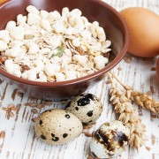 Power breakfasts: Eggs and muesli