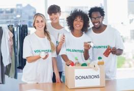 5 ways to be charitable in the New Year