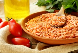 Recipe to beat high blood pressure: spicy lentils with potatoes and cauliflower