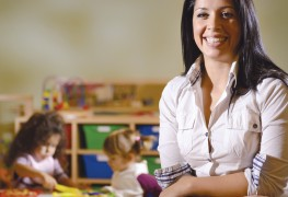 How do I become an early childhood educator?