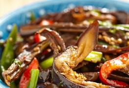 Recipe for grilled vegetable salad