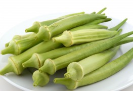 Recipe to beat high blood pressure: Indian-style okra with potatoes