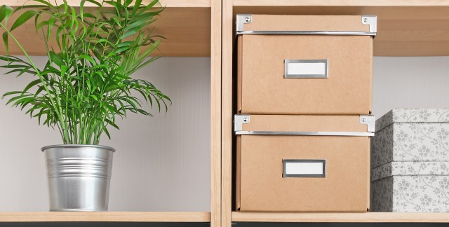 Smart small storage strategies