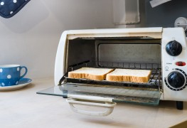 Quick tips to clean small kitchen appliances