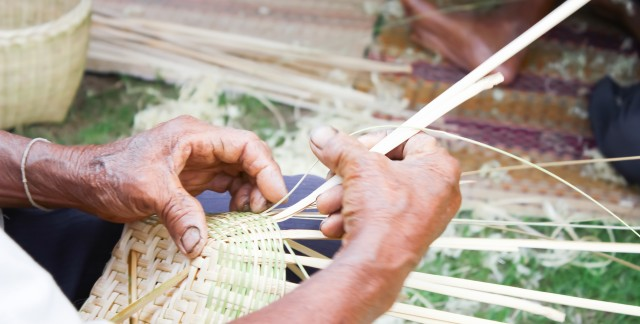 A quick guide to understanding basketry