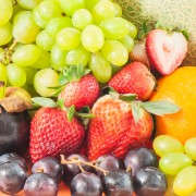 Building a healthy diet: fruits and vegetables
