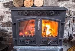 How to safely heat your home with wood