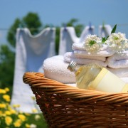 Helpful hints for washing and drying clothes