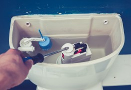 4 simple toilet fixes