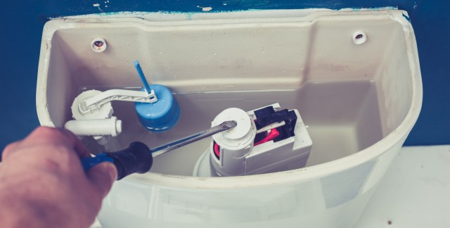 4 simple toilet fixes