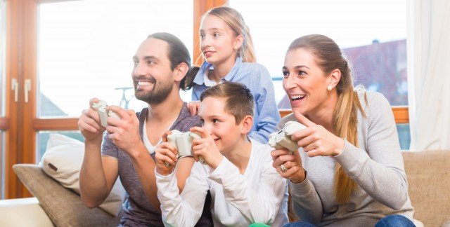 4 secrets to buying family-friendly video games