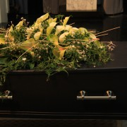Traditional customs at an Italian funeral