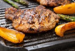 2 healthy high-fibre recipes