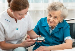 Help your aging loved one manage diabetes