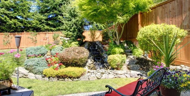 Create a sensory garden