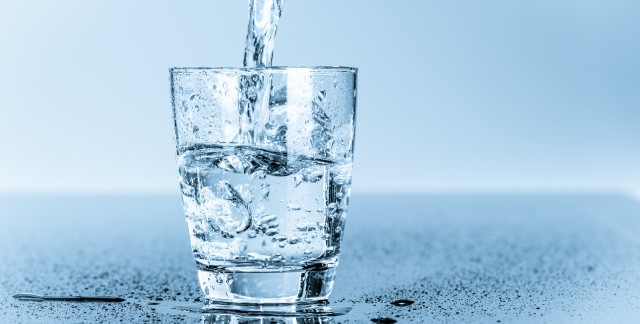 The key to a long life: drink more water