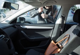 4 ways to deter auto theft
