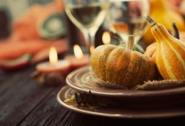 Clever ways to decorate for Thanksgiving