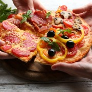 4 suggestions for a perfect pizza party