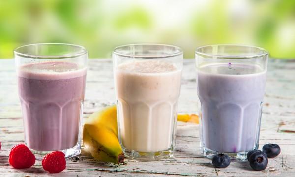 Как сделать протеиновый коктейль дома для набора веса