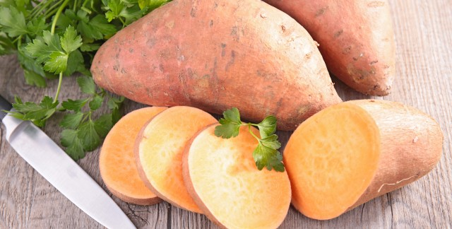 This tasty sweet potato recipe can help your heart