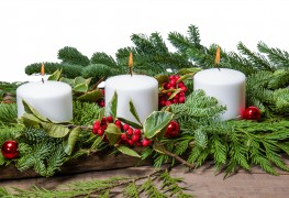 2 great DIY centrepieces for your holiday table
