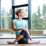 Use simple exercises to stay active at work