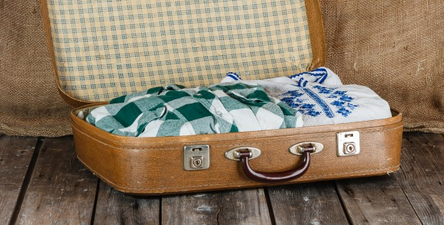 Pack a better suitcase