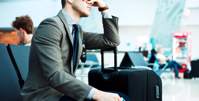 Strategies to keep cool if your flight is delayed or cancelled