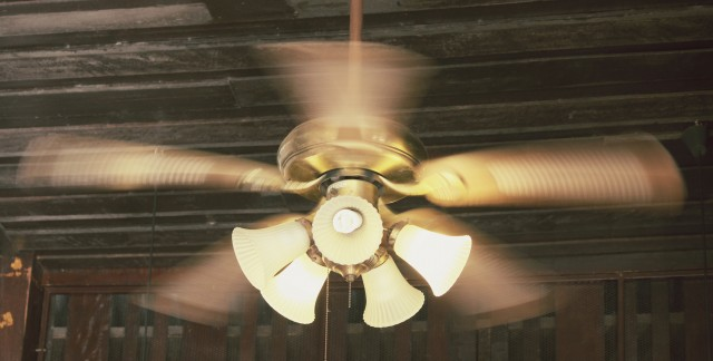 Clever tips for ceiling fans
