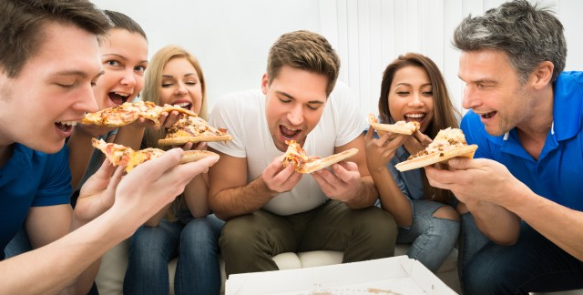 3 Asian fusion pizza ideas