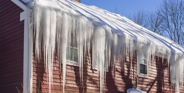 3 ways to prevent damage from roofing ice dams