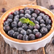This blueberry soup can fight high blood pressure