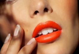 How to successfully rock orange lipstick (yes, it's possible!)
