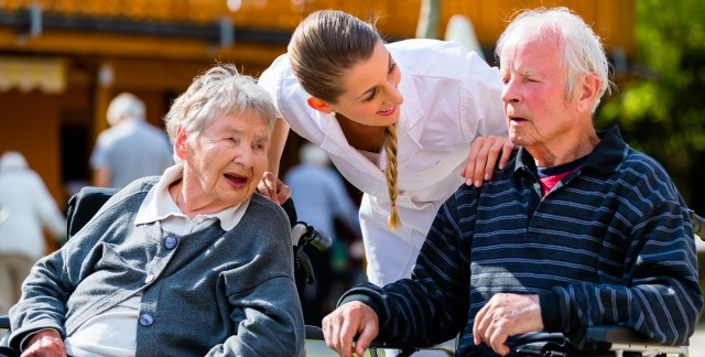 Residential care for elderly parents: an overview