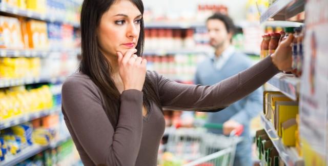 4 tricks for reading organic & natural food labels