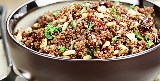 Fight cholesterol with this delicious barley pilaf