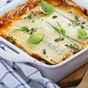 Recipe: Vegetarian Lasagna with Eggplant