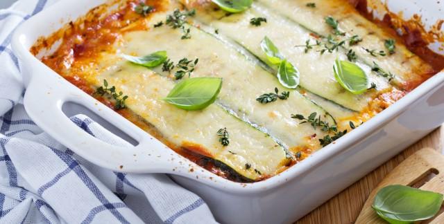 Recipe: Vegetarian Lasagna with Eggplant