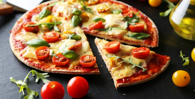 Three unconventional pizza crust recipes